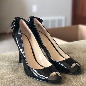 Enzo Angiolini Black Patent Leather size 9